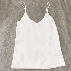 american eagle ribbed tank